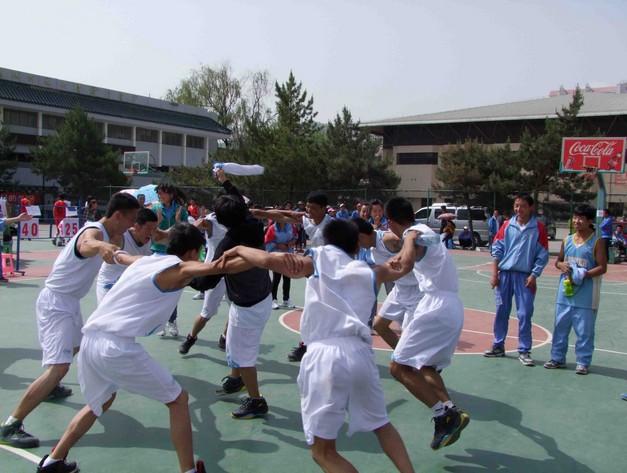 西宁市聋哑学校在青海省聋人篮球赛中喜获佳绩 校园时讯 中国聋人网 -图片
