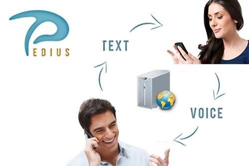 聋人打电话不再是难题 机器人帮你将文本转语音