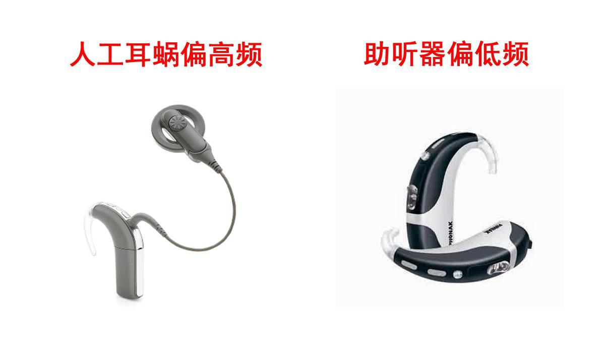 人工耳蜗和助听器原理不同